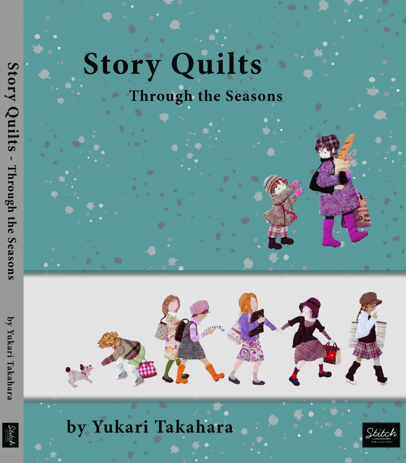 Story Quilts - Through the Seasons