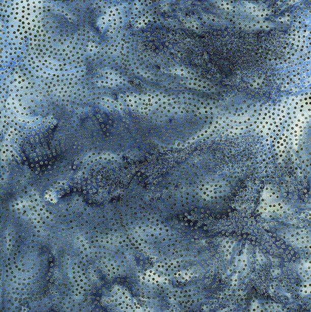 121732740 Island Batik Paisley Dot Gun Metal