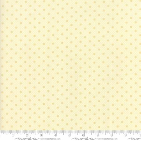 14855 23 Farmhouse Reds Floral Dots on Dots Ivory Minick Simpson