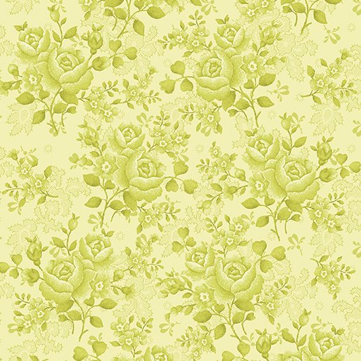 1649W-02 Homestead Wide Climbing Rose Lime