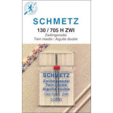 #1716 Schmetz Machine Needle Universal Twin Sz 2.0/80