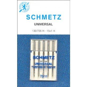 #1718 Schmetz Machine Needle Univ Sz 75/11
