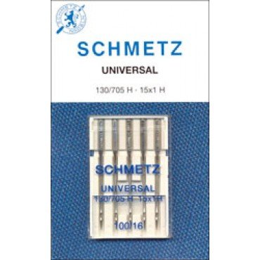 #1778 Schmetz Machine Needle Universal 5 Pk Sz 100/16