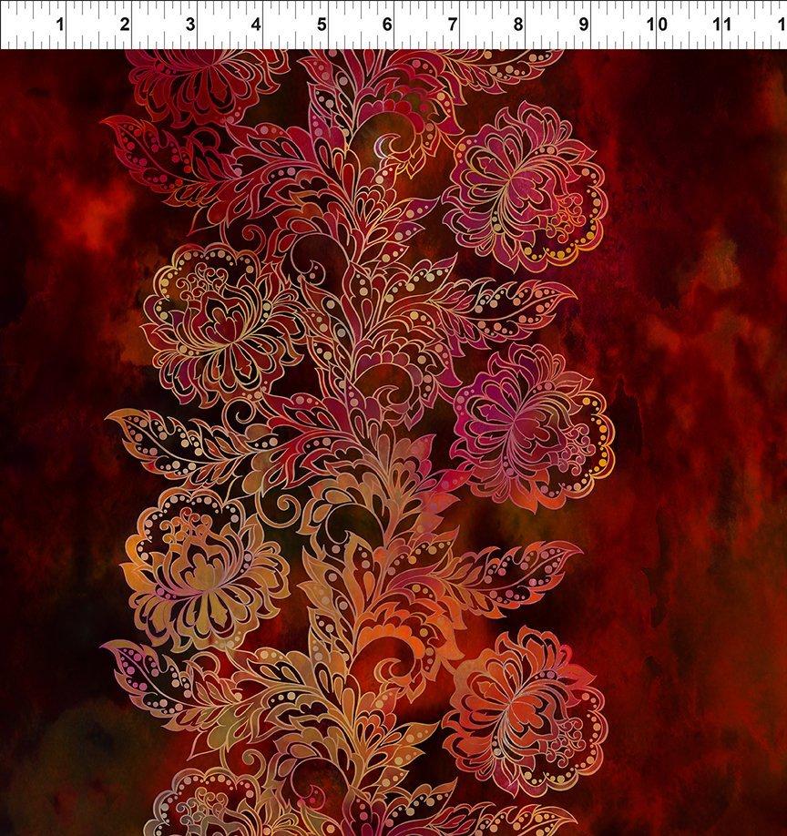 Tapestry Border Spice 1TAP1