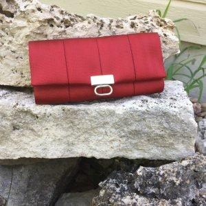 Seatbelt Tri-fold Wallet Kit