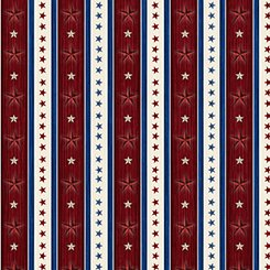 Home of the Brave 24812 R Quilting Treasures
