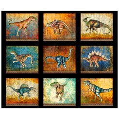26797 J150 Lost World Large Dino Patches