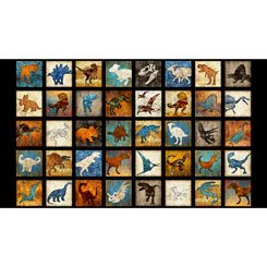 26798 J150 Lost World Small Dino Patches