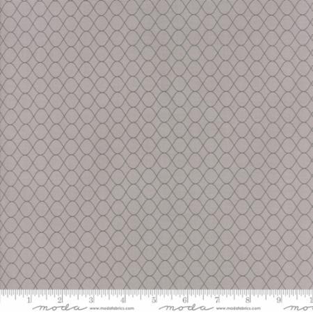 29047 12 Moda Pepper Flax Floral Wire Granite