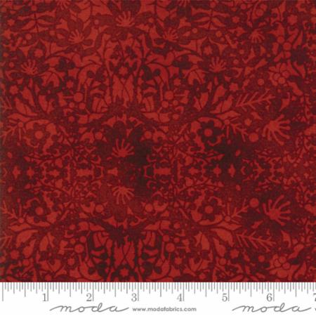 30556 13 Winter Village Winter Lace Cherry