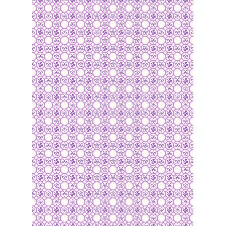 3599-003 Everything But... Dotty - Lilac