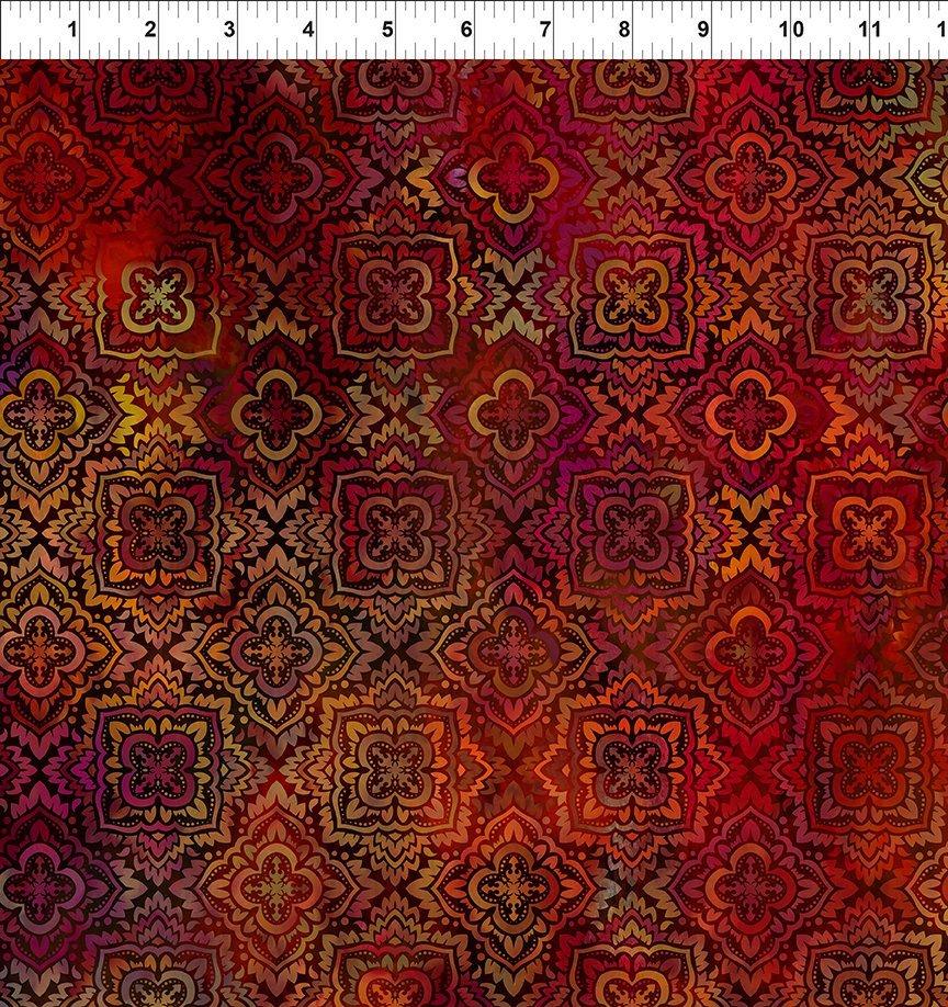 Tapestry Medallion Spice 3TAP1