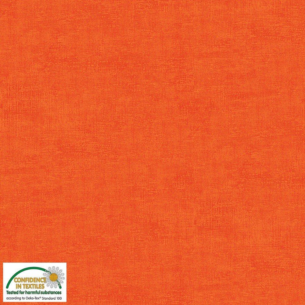 4509-204 STOF Melange Solid Orange-Red