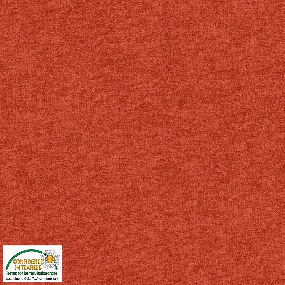 4509-205 STOF Melange Solid Red-Orange