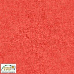 4509-416 STOF Melange Solid Red/pink