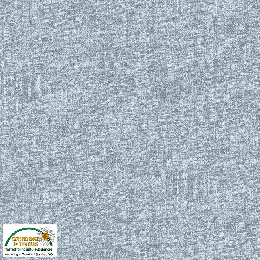 4509-607 STOF Melange Solid Blue-Gray