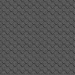 4520-910 Quilters Basic Harmony Squares Gray on Black
