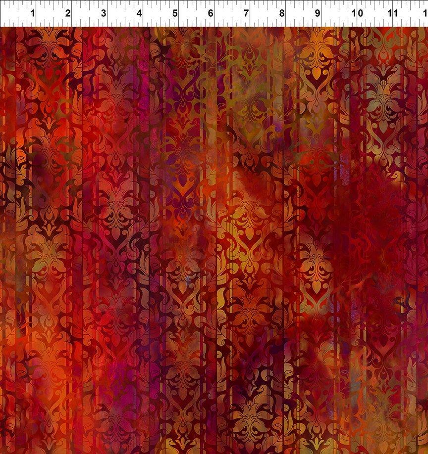 Tapestry Stripe Spice 4TAP1
