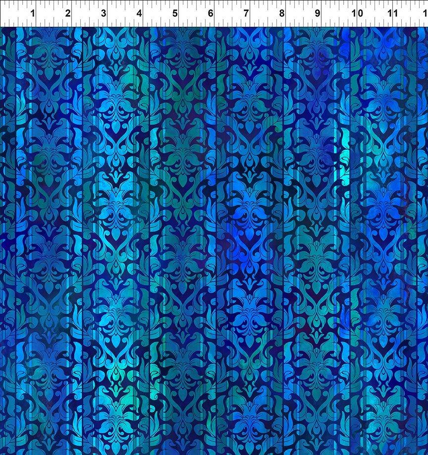 Tapestry Stripe Blue 4TAP2