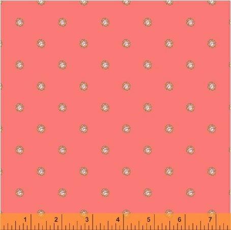 50935-7 Blythe by Sophia Santander Tiny Rosette Coral