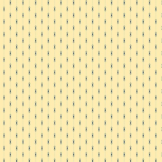 Annabella by Renee Nanneman Yellow Stripe A-9725-Y