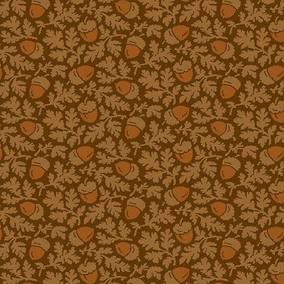 Acorn Harvest Brown 9798-N