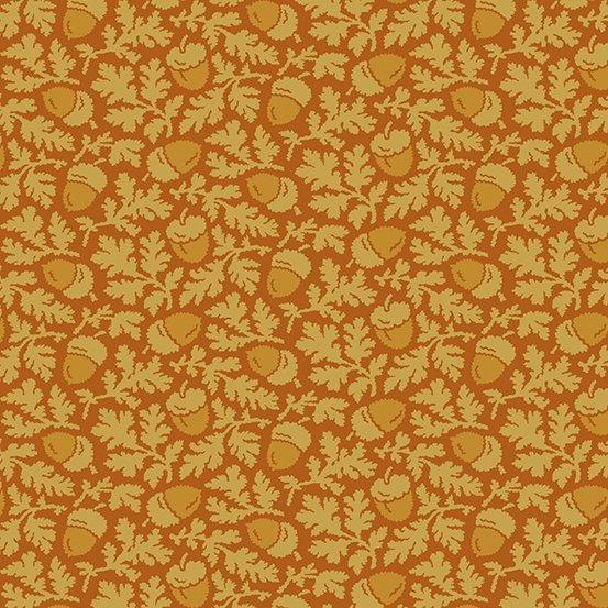 Acorn Harvest Orange 9798-O