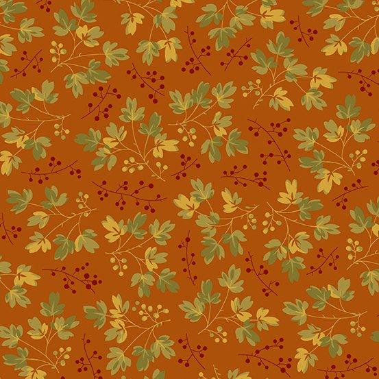 Acorn Harvest  Orange 9797-O