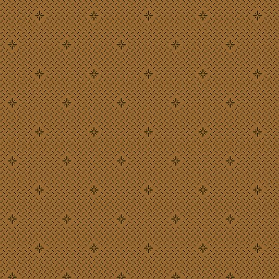 Acorn Harvest  Brown 9804-N