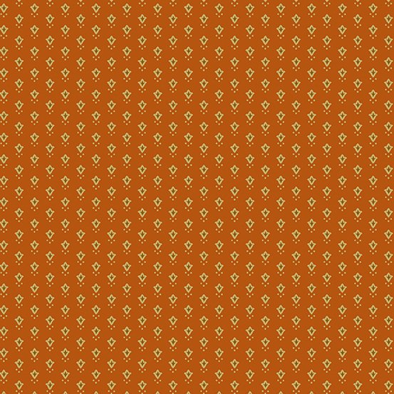 Acorn Harvest  Orange 9805-O