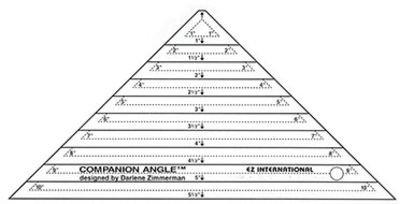 Companion Angle Ruler