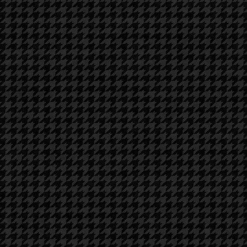 8624 99 Houndstooth Basics Black