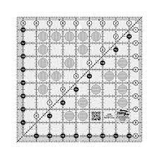 Creative Grids Quilt Ruler 9-1/2 Square  CGR9
