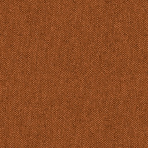 09618 38 Winter Wool Tweed Orange 09618 38