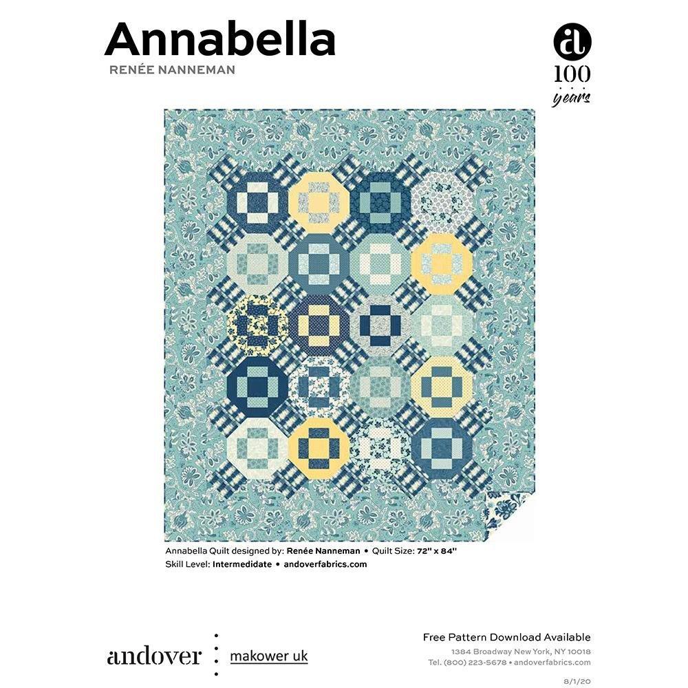 Annabella Quilt Kit