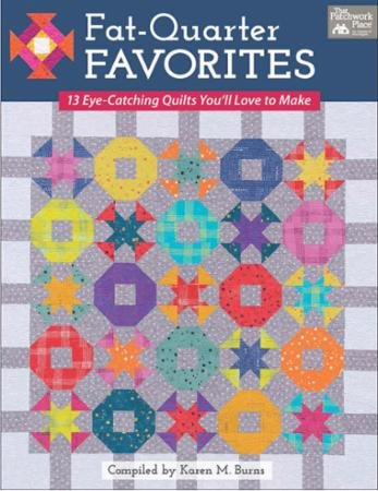 B1448 Fat-Quarter Favorites