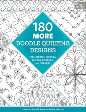 B1453 180 More Doodle Quilting Design