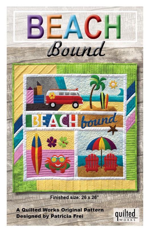 PFK1168 Beach Bound