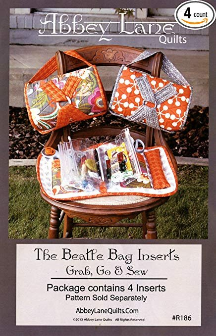 Abbey Lane Quilts - The Beatle Bag Inserts