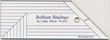 Brilliant Bindings for Longarm Quilters DWQBB14