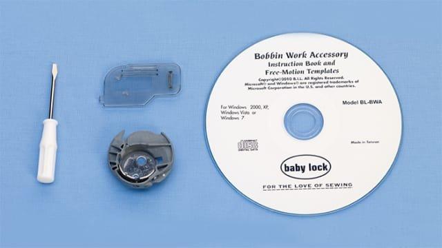 Specialty Bobbin Work Accessory. BL-BWA