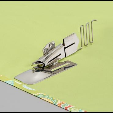 Single Fold Bias Binder Knit/Woven - 15mm. BLES8-SFB15