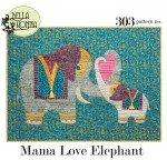 BN303 Mama Love Elephant