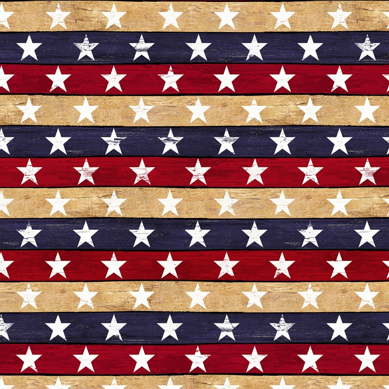 C7047  USA Stars and Stripes