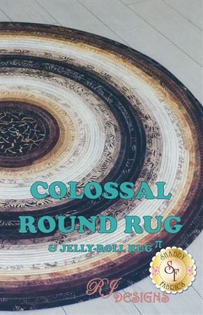 Colossal Round Rug RJD130