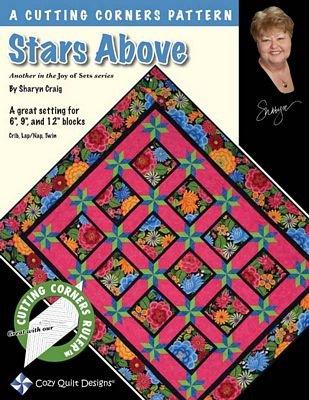 Cozy Quilt Designs Stars Above