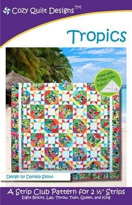 Cozy Quilt Designs Tropics