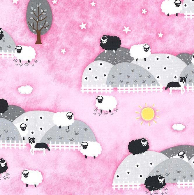 Counting Sheep CX8368-GIRL-D
