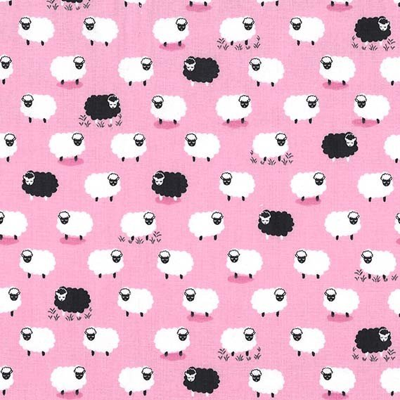 Counting Sheep Following Ewe CX8369-GIRL-D