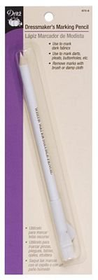 Dritz White Dressmaker's Marking Pencil